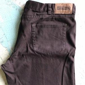 Brown Dakota Jeans 44 x 28